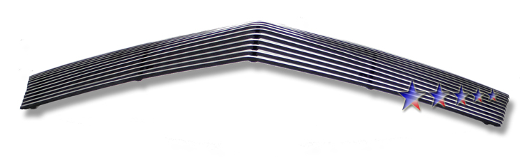 Chevrolet Camaro SS 2010-2012 Polished Main Upper Aluminum Billet Grille