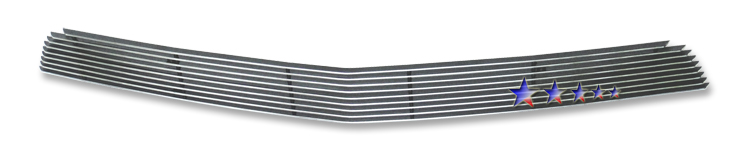 Chevrolet Camaro Rs 2010-2012 Polished Lower Bumper Aluminum Billet Grille