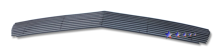 Chevrolet Camaro SS 2010-2012 Polished Lower Bumper Aluminum Billet Grille