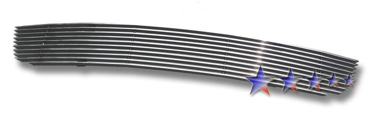 Chevrolet Cruze  2011-2012 Polished Lower Bumper Aluminum Billet Grille