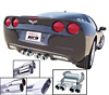 2005 Chevrolet Corvette  (C6) Borla Cat-Back Exhaust