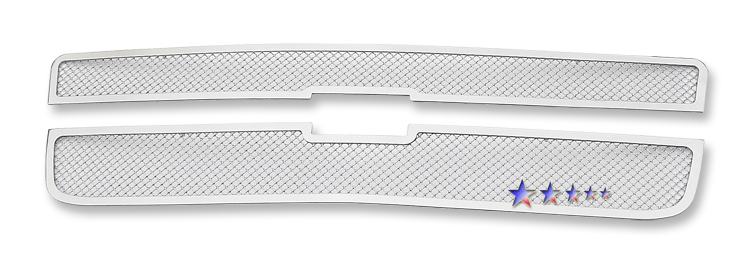 Chevrolet Avalanche  2001-2006 Chrome Main Upper Mesh Grille