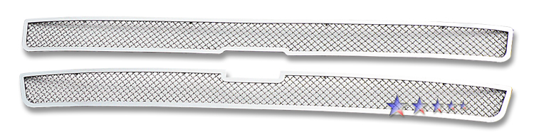 Chevrolet Silverado 1500/1500hd/2500/2500hd/3500 1999-2002 Chrome Main Upper Mesh Grille