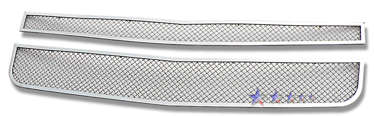Chevrolet Equinox  2005-2009 Chrome Main Upper Mesh Grille