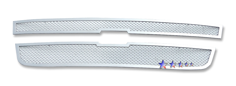 Chevrolet Colorado  2004-2012 Chrome Main Upper Mesh Grille