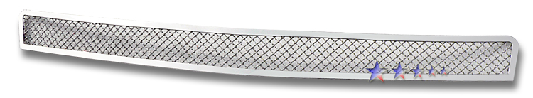 Chevrolet Monte Carlo  2006-2007 Chrome Main Upper Mesh Grille