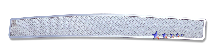 Chevrolet Corvette Z06 2006-2010 Chrome Lower Bumper Mesh Grille