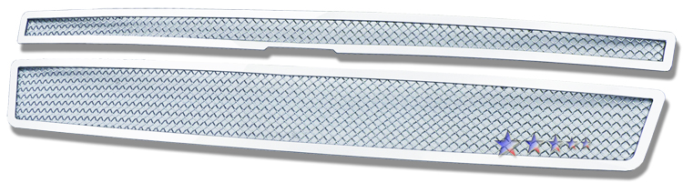Chevrolet Suburban  2007-2012 Chrome Main Upper Mesh Grille