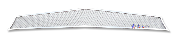 Chevrolet Camaro Ls 2010-2012 Chrome Main Upper Mesh Grille