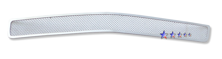 Chevrolet Camaro Rs 2010-2012 Chrome Lower Bumper Mesh Grille