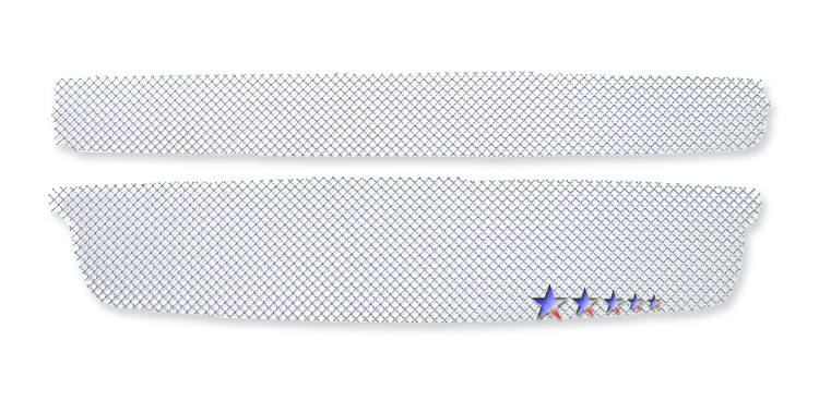 Chevrolet Malibu  2008-2012 Chrome Main Upper Mesh Grille