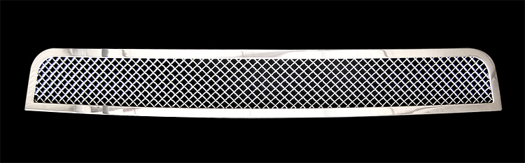 Chevrolet Cruze  2011-2012 Chrome Lower Bumper Mesh Grille