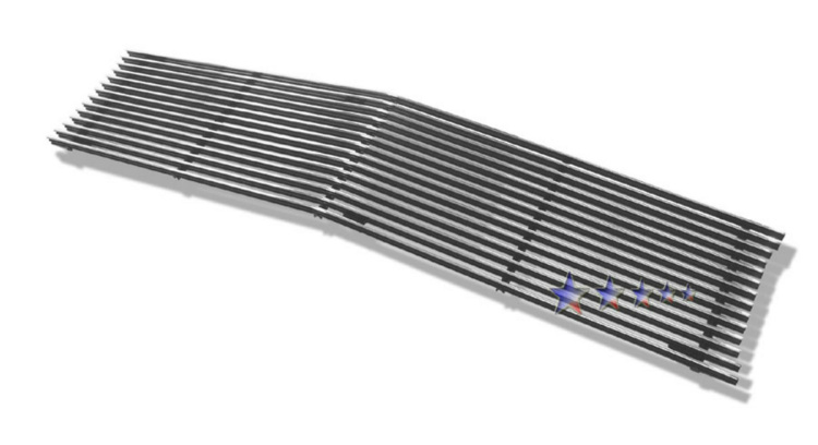 Chevrolet Suburban  1969-1972 Polished Main Upper Aluminum Billet Grille
