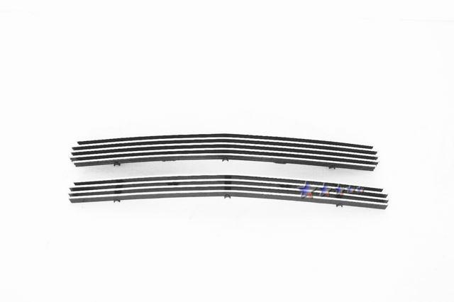 Chevrolet Blazer  1998-2005 Polished Main Upper Aluminum Billet Grille