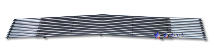 Chevrolet S-10 Pickup  1991-1993 Polished Main Upper Aluminum Billet Grille