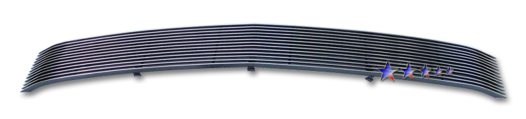 Chevrolet S-10 Pickup  1994-1997 Polished Main Upper Aluminum Billet Grille