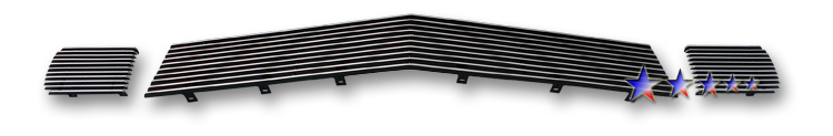 Chevrolet Camaro  1967-1968 Polished Main Upper Aluminum Billet Grille