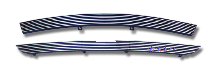 Chevrolet Malibu Maxx Lt 2004-2006 Polished Main Upper Aluminum Billet Grille