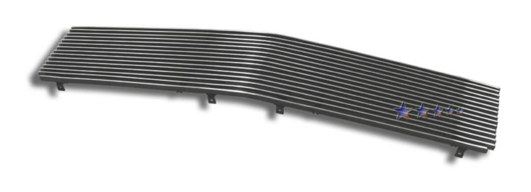 Chevrolet Caprice  1986-1990 Polished Main Upper Aluminum Billet Grille