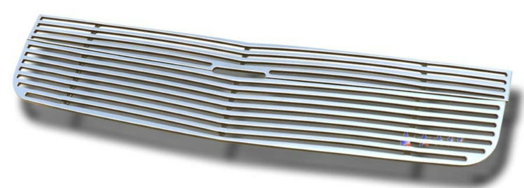 Chevrolet Equinox  2005-2009 Polished Main Upper Perimeter Grille