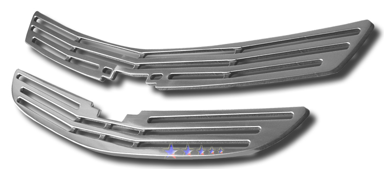 Chevrolet Impala  2000-2005 Polished Main Upper Perimeter Grille