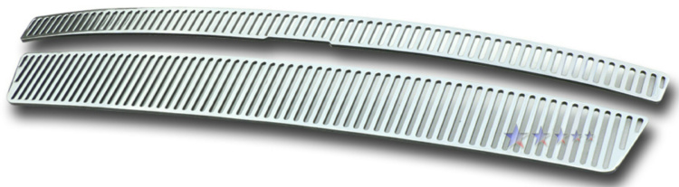 Chevrolet Tahoe  2007-2012 Polished Main Upper Perimeter Grille