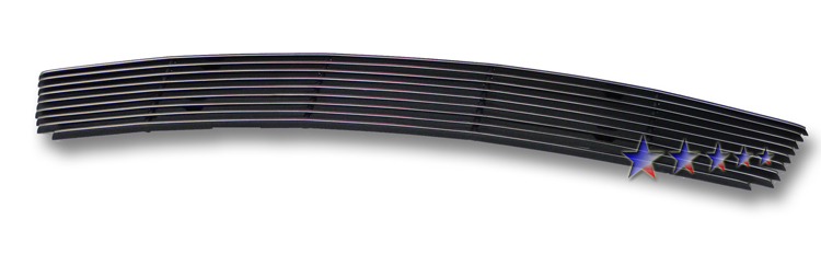 Chevrolet Cruze Ltz 2011-2012 Polished Lower Bumper Perimeter Grille