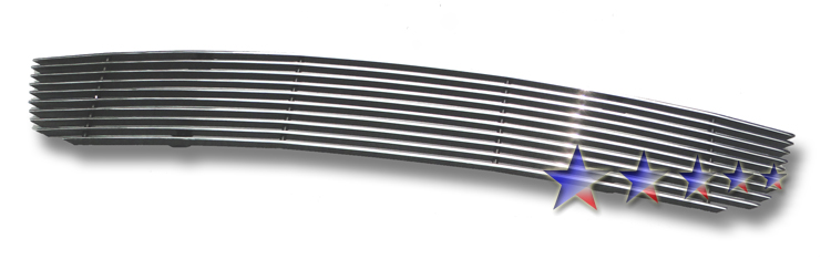 Chevrolet Cruze  2011-2012 Polished Lower Bumper Perimeter Grille