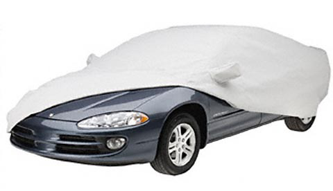 Mitsubishi Eclipse 01-04 Convertible with Spoiler Custom Fit Car Cover