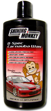 Shining Monkey D-Spec Carnauba Wax
