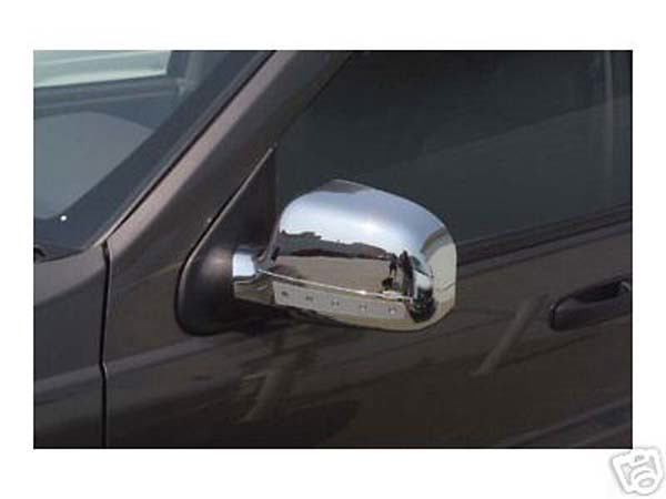 Jeep Grand Cherokee  2005-2010, Full Chrome Mirror Covers