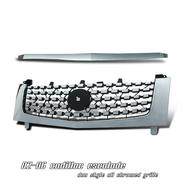 Cadillac Escalade 2002-2006  Dna Style Front Grill