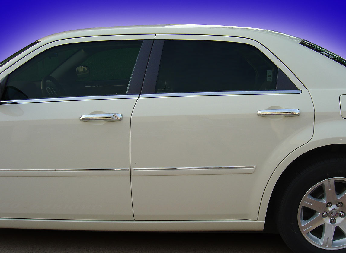 Chrysler 300C Chrome Door Handle Covers