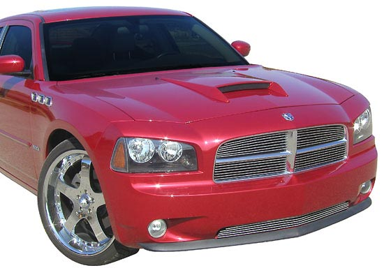 Dodge Charger 2006-2010 Hood Scoop Factory Style  Painted