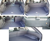 2005 Jeep Grand Cherokee  Cargo Liner, models w/ Liftgate, Rear Speaker, No 3rd Row, 60/40 2nd Row Bench