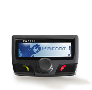 PARROT CK3100 LCD, Bluetooth hands free car kit with LCD display