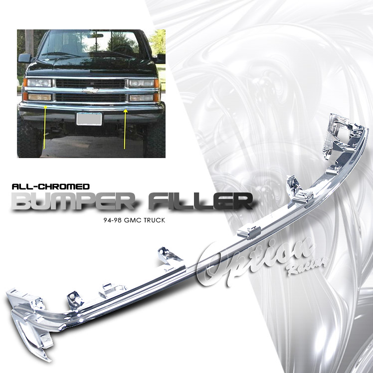 Chevrolet Full Size Pickup 1994-1998  Chrome Front Grill