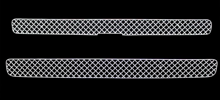 Chevrolet Blazer  1998-2005 Chrome Main Upper X Mesh Grille
