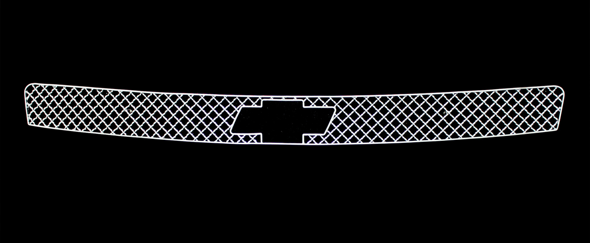 Chevrolet Impala  2006-2012 Chrome Main Upper X Mesh Grille