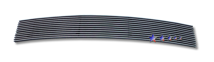 Dodge Magnum SRT8 2005-2007 Polished Lower Bumper Aluminum Billet Grille