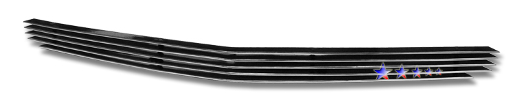 Dodge Charger  2005-2010 Polished Lower Bumper Aluminum Billet Grille