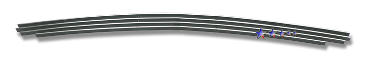 Dodge Challenger  2009-2010 Polished Lower Bumper Aluminum Billet Grille