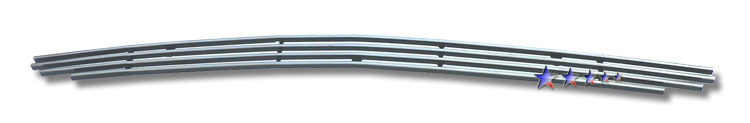 Dodge Challenger  2009-2010 Polished Lower Bumper Stainless Steel Billet Grille