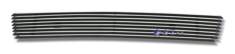 Dodge Journey Sxt 2009-2010 Polished Lower Bumper Stainless Steel Billet Grille