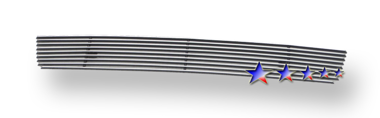 Dodge Journey  2011-2012 Polished Lower Bumper Aluminum Billet Grille