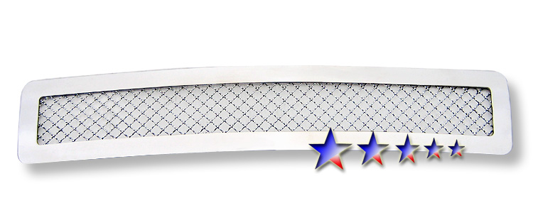 Dodge Magnum  2005-2007 Chrome Lower Bumper Mesh Grille