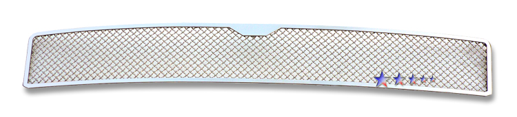 Dodge Magnum  2008-2008 Chrome Lower Bumper Mesh Grille