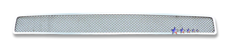 Dodge Challenger  2009-2012 Chrome Main Upper Mesh Grille