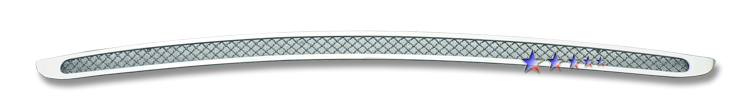 Dodge Challenger  2009-2010 Chrome Lower Bumper Mesh Grille