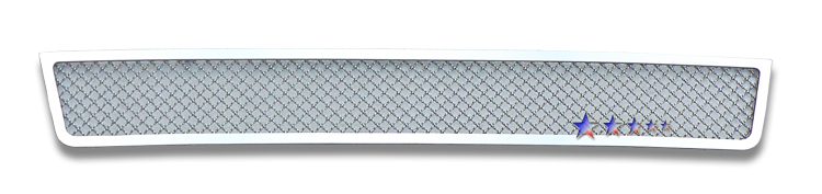 Dodge Journey Sxt 2009-2010 Chrome Lower Bumper Mesh Grille